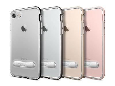 قاب محافظ شفاف اسپیگن Spigen Crystal Hybrid Case For Apple iPhone 7