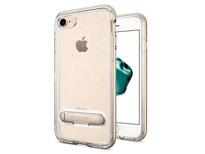 قاب محافظ براق اسپیگن Spigen Crystal Hybrid Glitter Case For Apple iPhone 7