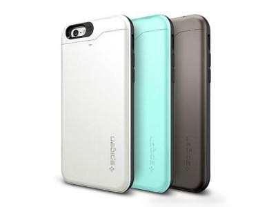 قاب محافظ اسپیگن Spigen Slim Armor CS For Apple iPhone 6s Plus