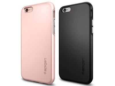 قاب محافظ اسپیگن Spigen Thin Fit Hybrid Case For Apple iPhone 6s