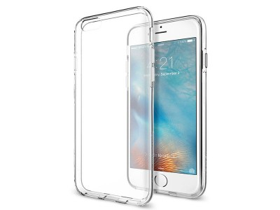 قاب محافظ اسپیگن Spigen Liquid Crystal Case For Apple iPhone 6s