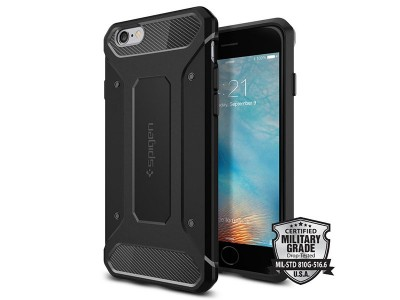 قاب محافظ اسپیگن Spigen Rugged Armor Case For Apple iPhone 6s