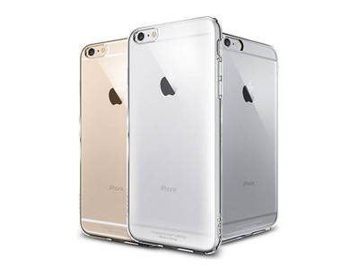 قاب محافظ اسپیگن Spigen Capsule Case For Apple iPhone 6s Plus