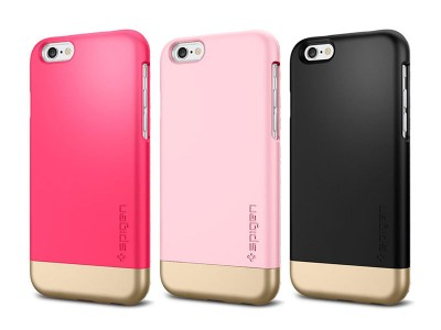 قاب محافظ اسپیگن Spigen Style Armor Case For Apple iPhone 6