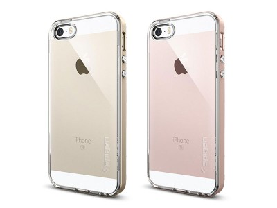 قاب محافظ اسپیگن Spigen Neo Hybrid Crystal Case For Apple iPhone SE