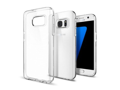قاب محافظ اسپیگن Spigen Liquid Crystal Case For Samsung Galaxy S7