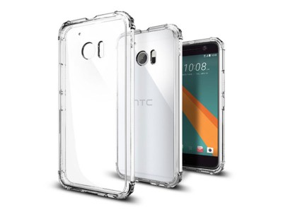 قاب محافظ اسپیگن Spigen Crystal Shell Case For HTC 10