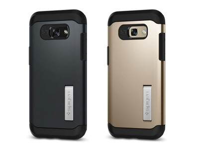 قاب محافظ اسپیگن Spigen Slim Armor Case For Samsung Galaxy A5 2017