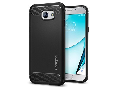 قاب محافظ اسپیگن Spigen Rugged Armor Case For Samsung Galaxy A8
