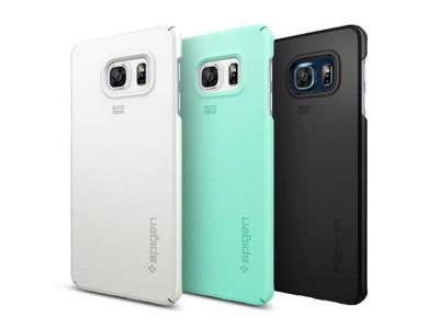 قاب محافظ اسپیگن Spigen Thin Fit Case For Samsung Galaxy S6 Edge Plus