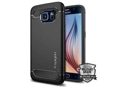 قاب محافظ اسپیگن Spigen Rugged Armor Case For Samsung Galaxy S6