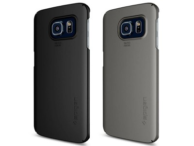 قاب محافظ اسپیگن Spigen Thin Fit Case For Samsung Galaxy S6 Edge