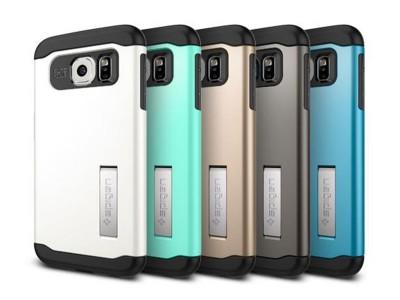 قاب محافظ اسپیگن Spigen Slim Armor Case For Samsung Galaxy S6