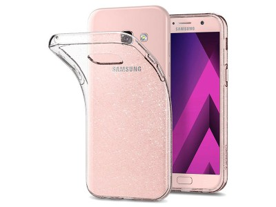 قاب محافظ اسپیگن Spigen Liquid Crystal Glitter Case For Samsung Galaxy A5 2017