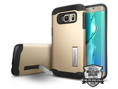 قاب محافظ اسپیگن Spigen Slim Armor Case For Samsung Galaxy S6 Edge Plus