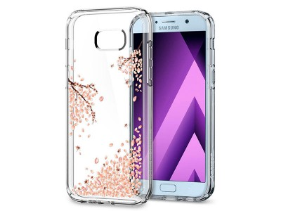 قاب محافظ اسپیگن Spigen Crystal Shell Blossom Case For Samsung Galaxy A5 2017