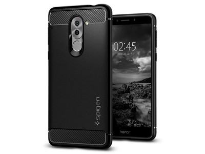 قاب محافظ اسپیگن Spigen Rugged Armor Case For Huawei Honor 6X
