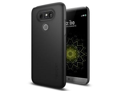 قاب محافظ اسپیگن Spigen Thin Fit Case For LG G5