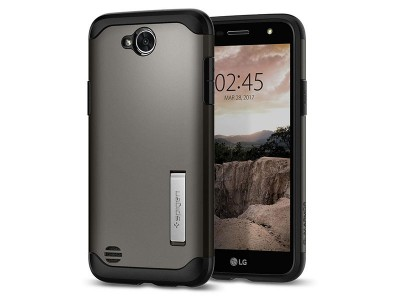قاب محافظ اسپیگن  Spigen Slim Armor Case For LG X Power 2