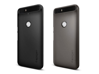 قاب محافظ اسپیگن Spigen Thin Fit Case For Google Nexus 6P