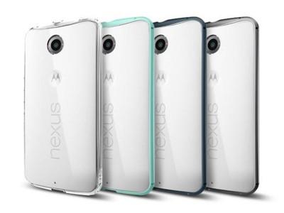 قاب محافظ اسپیگن Spigen Ultra Hybrid Case For Google Nexus 6
