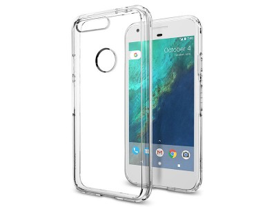 قاب محافظ اسپیگن Spigen Ultra Hybrid Case For Google Pixel