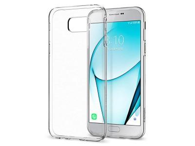 قاب محافظ اسپیگن Spigen Liquid Crystal Case For Samsung Galaxy A8