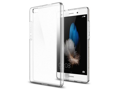 قاب محافظ اسپیگن Spigen Liquid Crystal Case For Huawei P8 Lite
