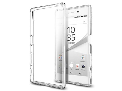 قاب محافظ اسپیگن Spigen Ultra Hybrid Case For Sony Xperia Z5
