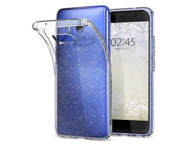قاب محافظ اسپیگن Spigen Liquid Crystal Glitter Case For HTC U 11