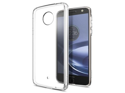 قاب محافظ اسپیگن Spigen Ultra Hybrid Case For Motorola Moto Z Force Droid