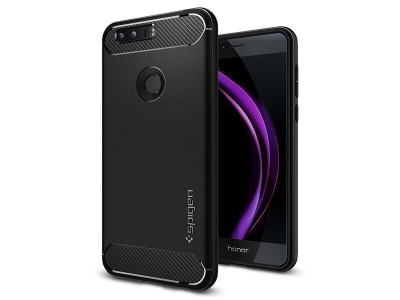 قاب محافظ اسپیگن Spigen Rugged Armor Case For Huawei Honor 8