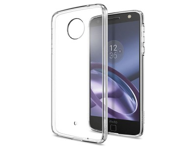 قاب محافظ اسپیگن Spigen Ultra Hybrid Case For Motorola Moto Z Droid