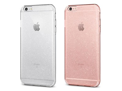 قاب محافظ اسپیگن Spigen Liquid Crystal Glitter Case For Apple iPhone 6S Plus