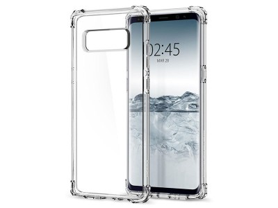 قاب محافظ اسپیگن Spigen Crystal Shell Case For Samsung Galaxy Note 8