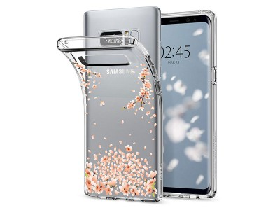 قاب محافظ اسپیگن Spigen Liquid Crystal Blossom Case For Samsung Galaxy Note 8