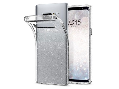 قاب محافظ اسپیگن Spigen Liquid Crystal Glitter Case For Samsung Galaxy Note 8