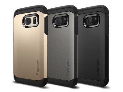 قاب محافظ اسپیگن Spigen Tough Armor Case For Samsung Galaxy S7