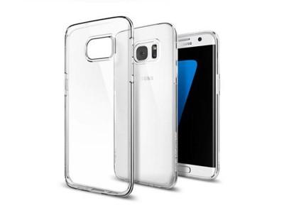 قاب محافظ اسپیگن Spigen Liquid Crystal Case For Samsung Galaxy S7 Edge