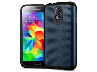 قاب محافظ اسپیگن Spigen Slim Armor Case For Samsung Galaxy S5