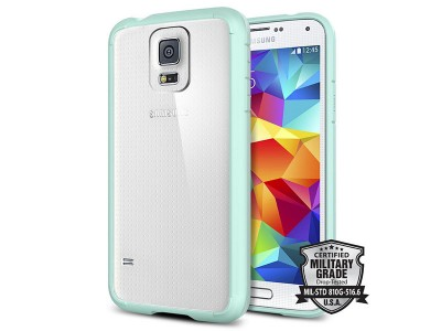 قاب محافظ اسپیگن Spigen Ultra Hybrid Case For Samsung Galaxy S5
