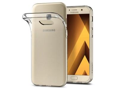 قاب محافظ اسپیگن Spigen Liquid Crystal Case For Samsung Galaxy A5 2017
