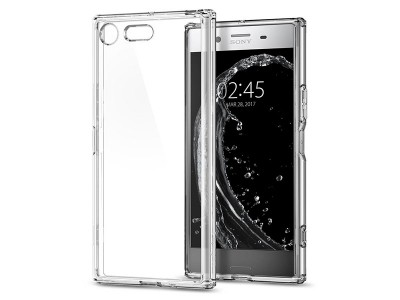 قاب محافظ اسپیگن Spigen Ultra Hybrid Case For Sony Xperia XZ Premium