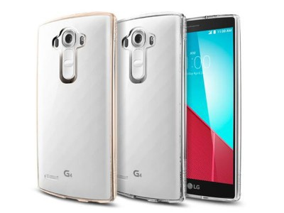 قاب محافظ اسپیگن Spigen Ultra Hybrid Case For LG G4