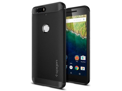 قاب محافظ اسپیگن Spigen Rugged Armor Case For Nexus 6P