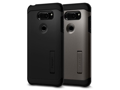 قاب محافظ اسپیگن Spigen Tough Armor Case For LG V30