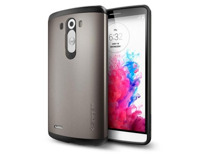 قاب محافظ اسپیگن Spigen Slim Armor Case For LG G3