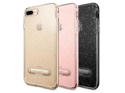 قاب محافظ اسپیگن Spigen Crystal Hybrid Glitter Case For Apple iPhone 8 Plus