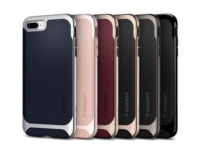 قاب محافظ اسپیگن Spigen Neo Hybrid Herringbone Case For Apple iPhone 8 Plus