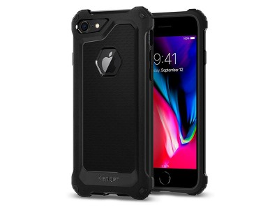 قاب محافظ اسپیگن Spigen Rugged Armor Extra Case For Apple iPhone 8